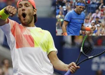 Pouille derrotó a Nadal y dio la mayor sorpresa del US Open 2016.