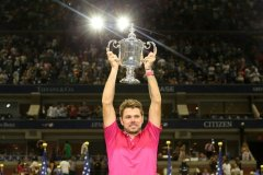 Wawrinka fue el mejor del US Open.