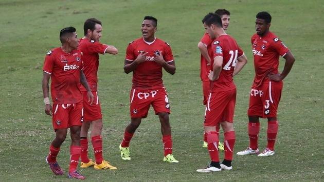Cienciano sigue al tope de la clasificación en la Segunda División pese a perder.