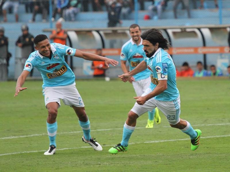 Sporting Cristal apabulló 7-2 a Vallejo y volvió a celebrar un triunfo en el campeonato.