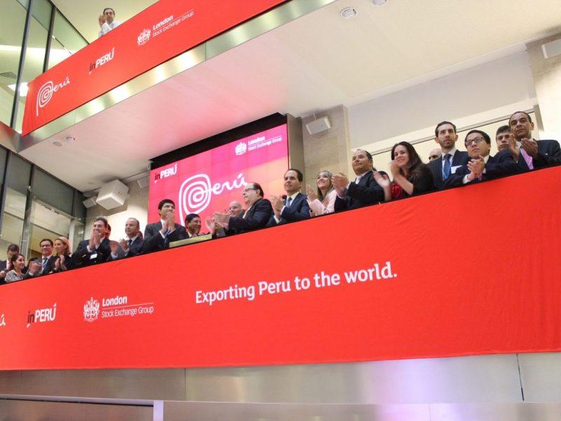 El ministro Eduardo Ferreyros tiene la meta de duplicar las exportaciones en cinco años.