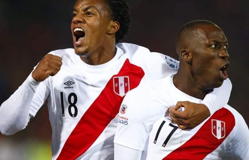 Fútbol, Perú, FPF, Ricardo Gareca, Paolo Guerrero, André Carrillo, Luis Advíncula