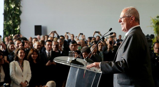 El presidente Kuczynski convocó a las autoridades regionales y distritales para atender demandas en zonas mineras.