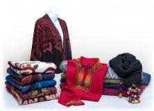 Las prendas de fibra de alpaca peruanas siguen siendo muy solicitadas en el exterior.