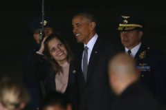 Apec 2016: Presidente de los EE.UU. Barack Obama llegó a Lima