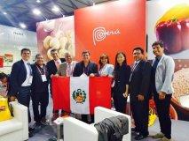 Perú presentó su oferta agro en importante feria de China.