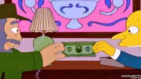 Los Simpsons: Fidel Castro le robó US$ 1 trillón al señor Burns