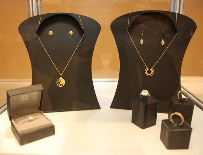 Los artículos de joyería de oro fueron los más solicitados del rubro por los mercados internacionales.