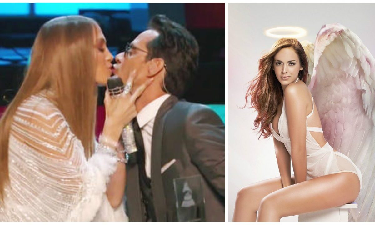 Marc Anthony se separó de su esposa tras beso a Jennifer López