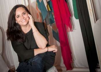 Alessandra Petersen fue una de las dos diseñadoras que estuvieron presentes en evento mexicano.