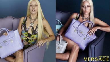 FOTOS: gagafreshnews / Lady Gaga, con clase pero sin Photoshop