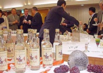 El vino peruano fue exportado principalmente hacia el mercado estadounidense.