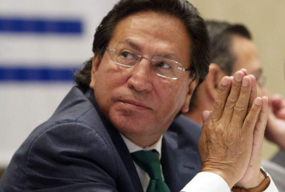 Dictan 18 meses de prisión preventiva y orden de captura contra expresidente Toledo