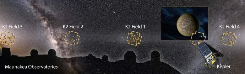 "NASA confirma 100 exoplanetas durante ""K2 Mission"""