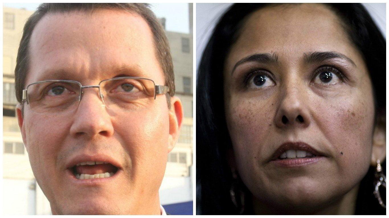 Nadine Heredia y Jorge Barata: Odebrecht financió campaña electoral de Humala con 3 millones de dólares