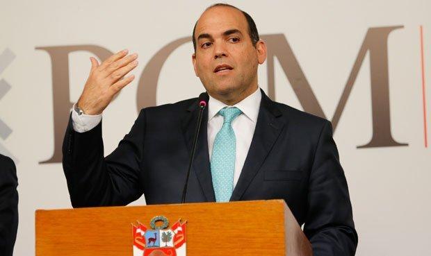 """Fernando Zavala: """"Tenemos que limpiar al Perú de la corrupción"""""""
