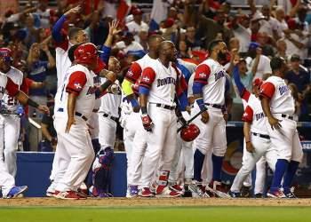 Los dominicanos fueron de menos a más para superar a Estados Unidos.