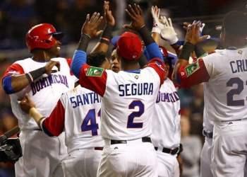 Triunfo dominicano en el Clásico Mundial de Béisbol.