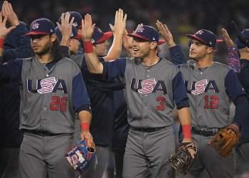 La novena de Estados Unidos se hizo fuerte de local para alcanzar su primera final.