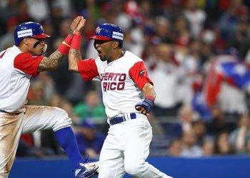 Los puertorriqueños cumplieron en el objetivo de avanzar a la semifinal del Clásico Mundial de Béisbol.