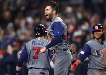 La novena de Estados Unidos sacó del Clásico Mundial a los dominicanos.