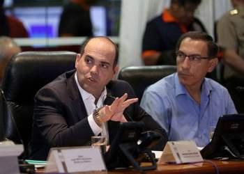 El premier Zavala dio detalles del Consejo de Ministros que se realizará mañana en Piura.
