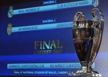 Quedaron determinados los cruces de las semifinales de la Champions League.