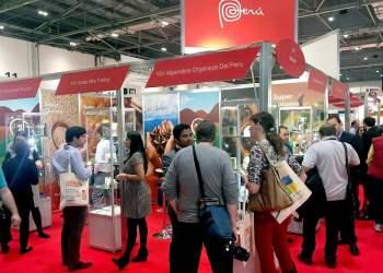 Empresas peruanas presentaron la gran calidad de nuestros alimentos en Inglaterra.