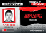 SE BUSCA Junior Haro