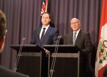 El titular del Mincetur, Eduardo Ferreyros, confirmó el proto inicio de negociaciones para firmar un TLC con Australia.