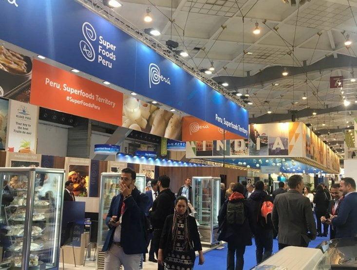 Empresarios pesqueros concretaron negocios por más de US$ 85 millones en la Seafood de Bélgica