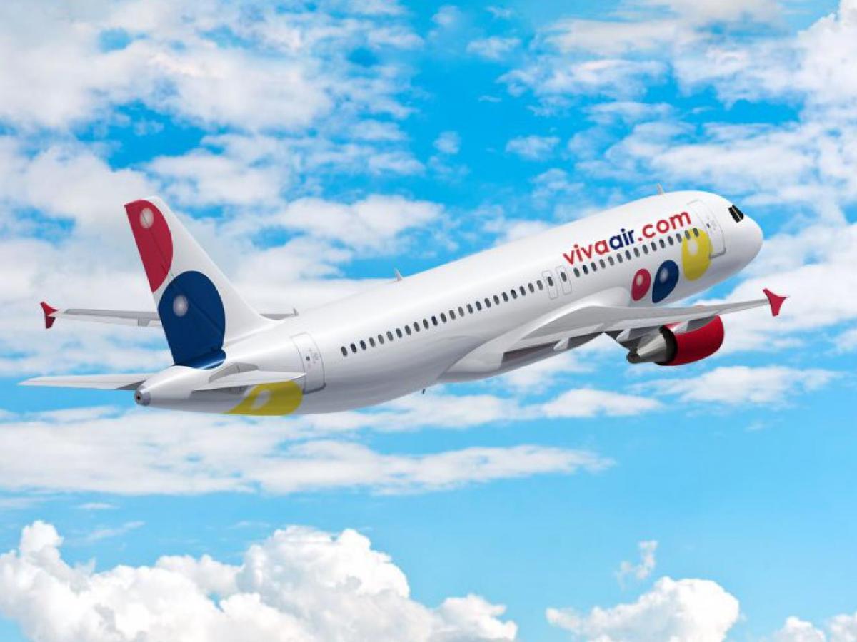 Viva Air Perú inicia vuelos desde hoy