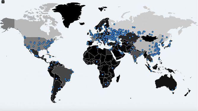 Un ciberataque a nivel mundial afecta a más de 70 países