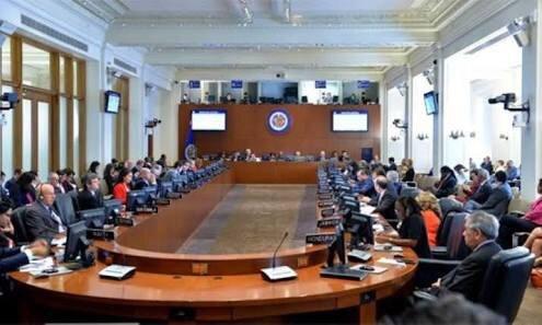 Venezuela: Perú pide en la OEA grupo de contacto contra crisis