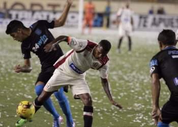 Alianza se quedó con el clásico del fútbol peruano.