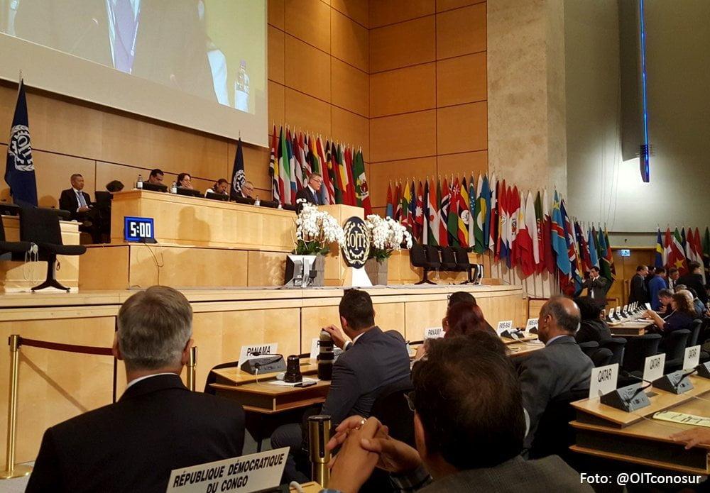 Perú fue elegido Miembro Titular del Consejo Administrativo de la OIT