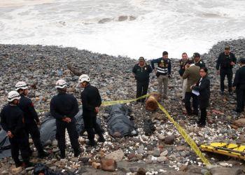 Soldados murieron en playa Marbella
