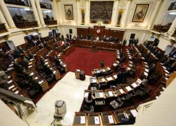 Congreso aprobó endurecer penas contra personas que realicen apología del terrorismo.