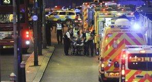 Ataque terrorista alarma a Londres