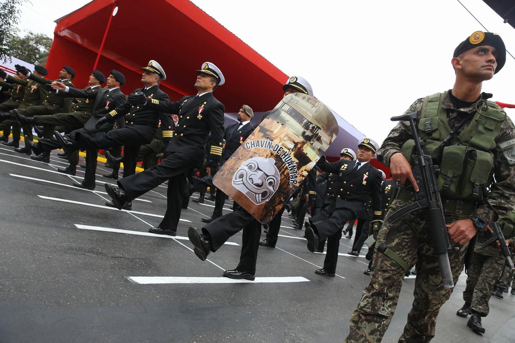 Gran Parada Militar - 29 de julio