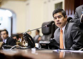 Luis Galarreta será el próximo presidente del Congreso