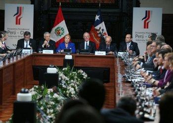 Presidentes de Perú y Chile inauguraron histórico Gabinete Binacional