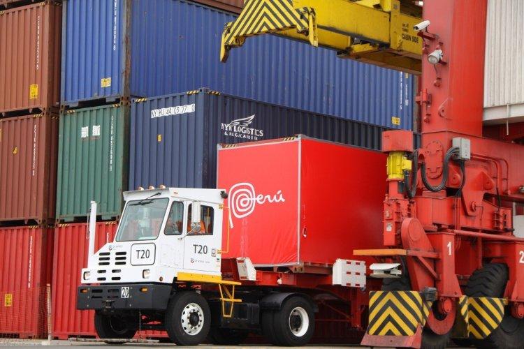Las exportaciones peruanas continúan su racha positiva.