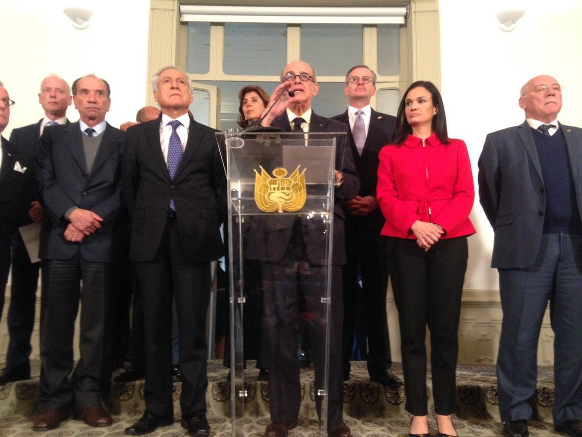 """Ricardo Luna: """"Lo que tenemos en Venezuela es una dictadura"""""""