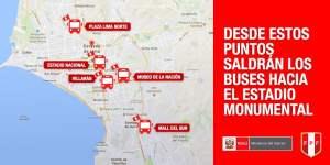 Mininter toma medidas ad portas del Perú vs Bolivia
