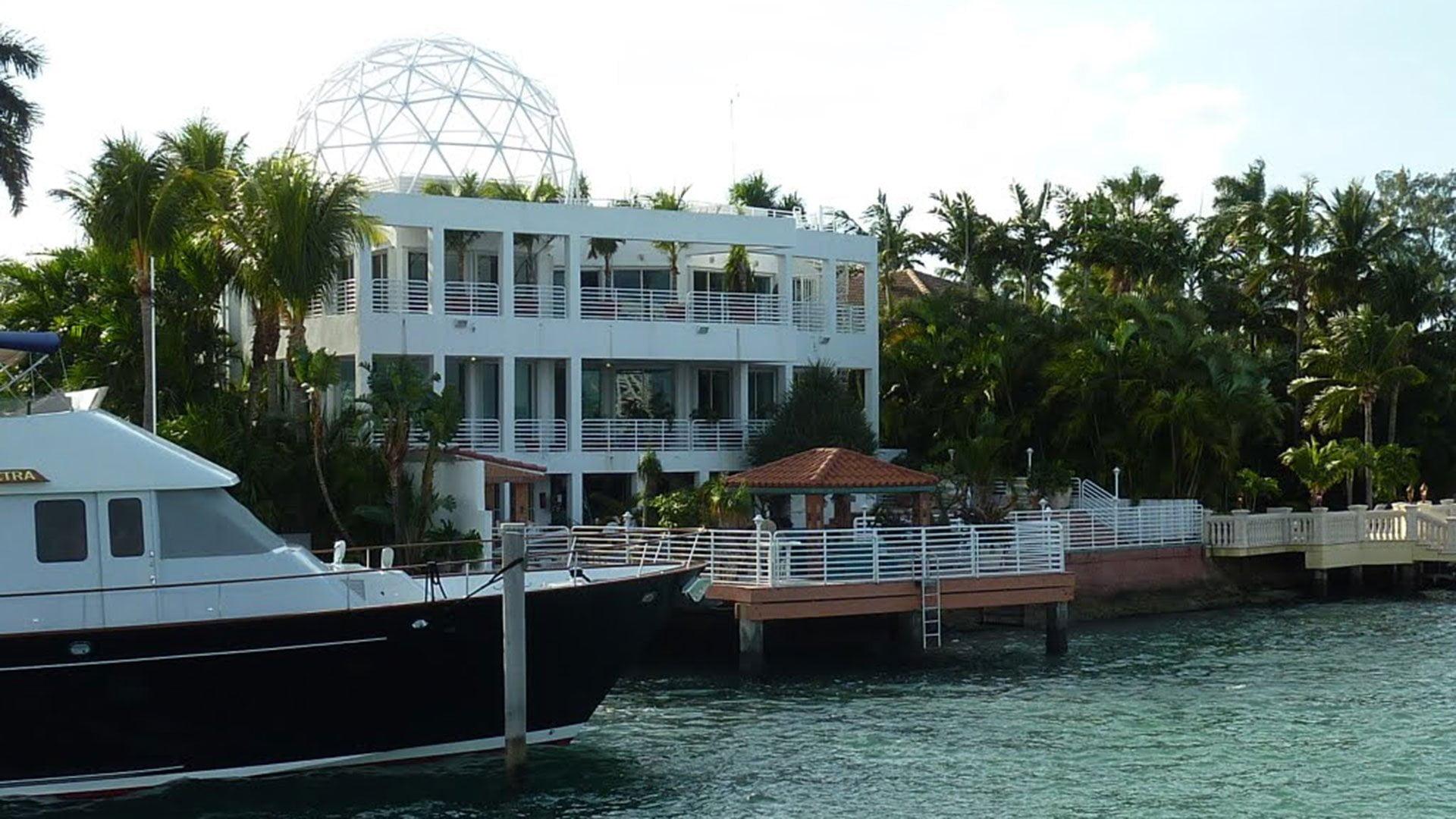 Casa de Ricky Martin