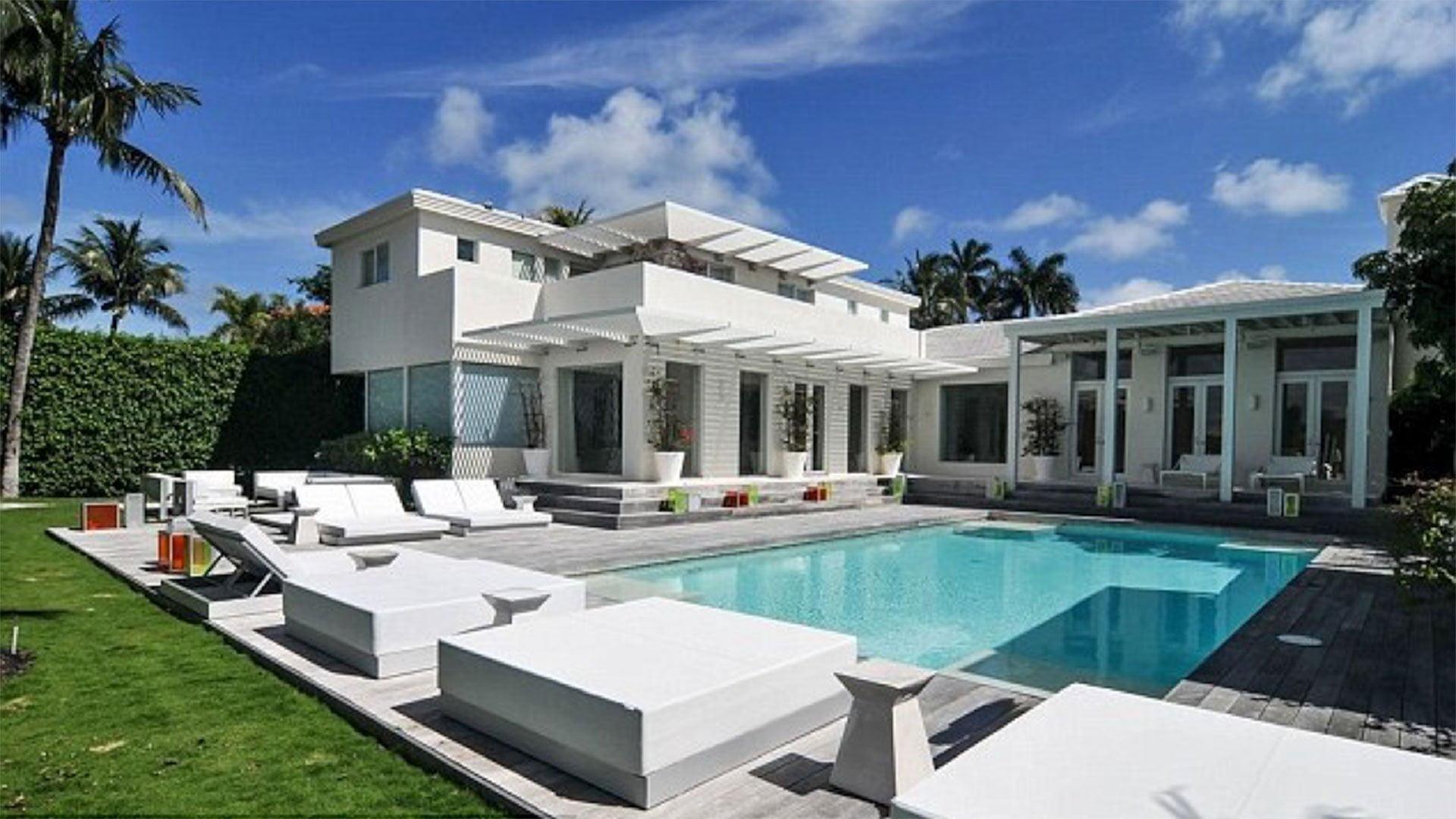 La mansión de Shakira