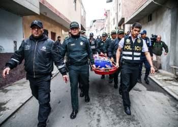 Deslizamiento de cerro cobró la vida de un adolescente en El Agustino