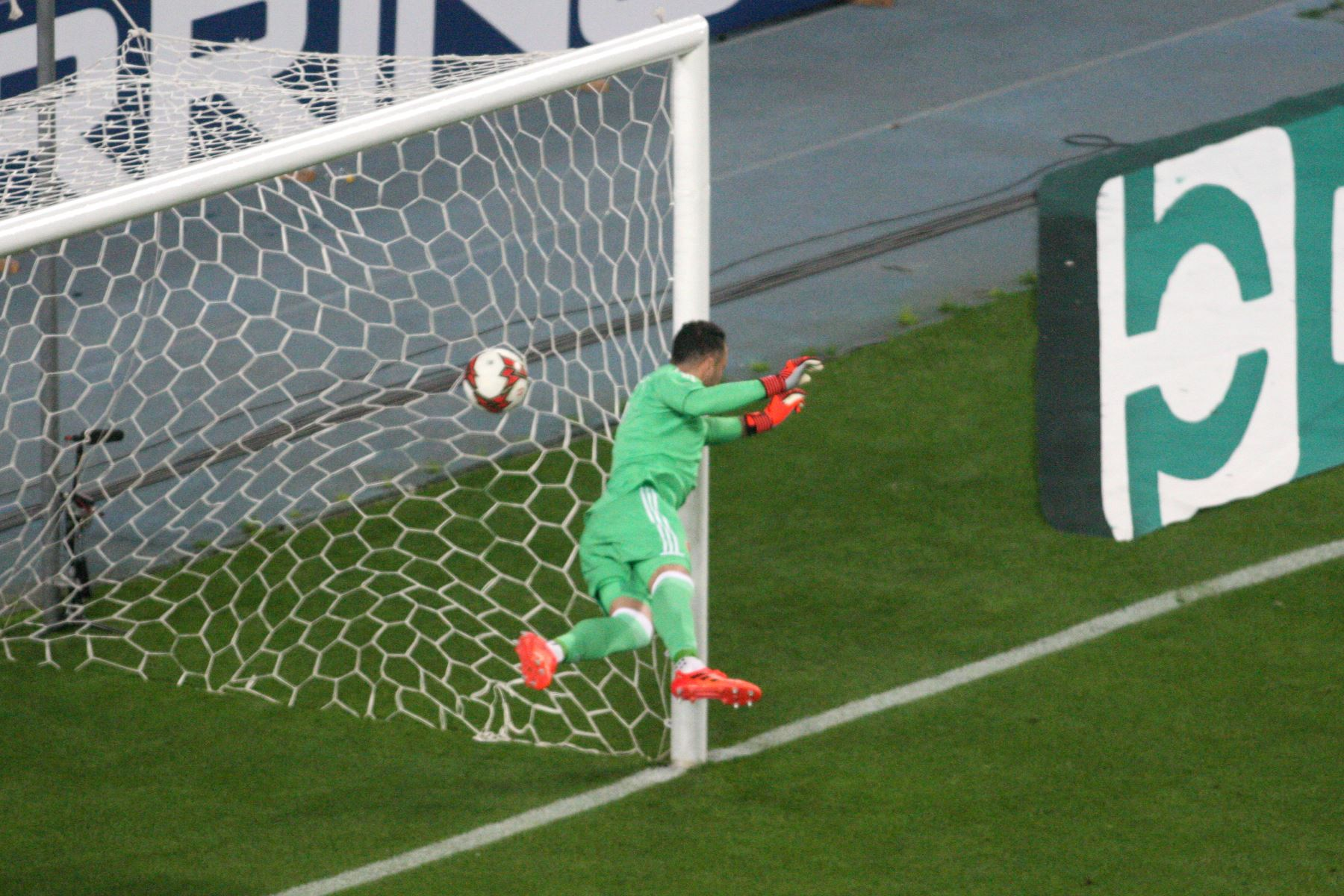 El gol de Paolo Guerrero
