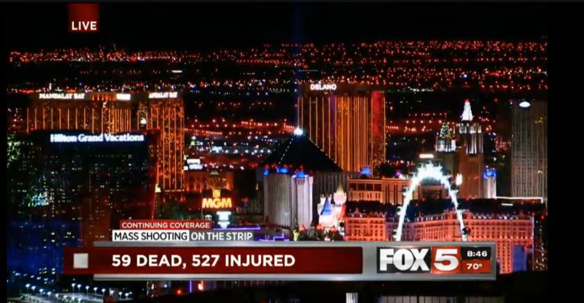 La peor masacre en Estados Unidos desde el 11-S
